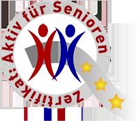 Aktiv für Senioren Label